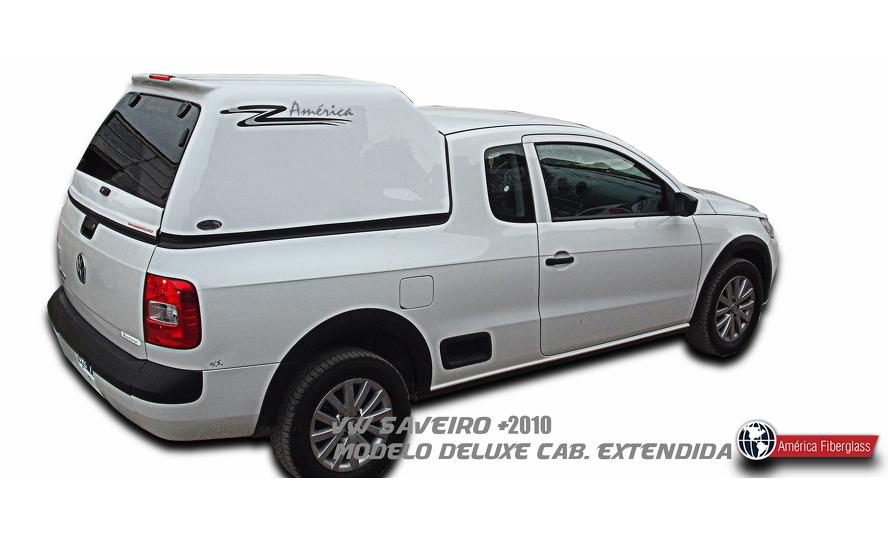 Modelo Deluxe cabina extendida