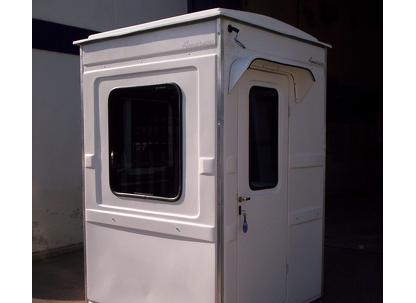 Cabina 1,43 x 1,43