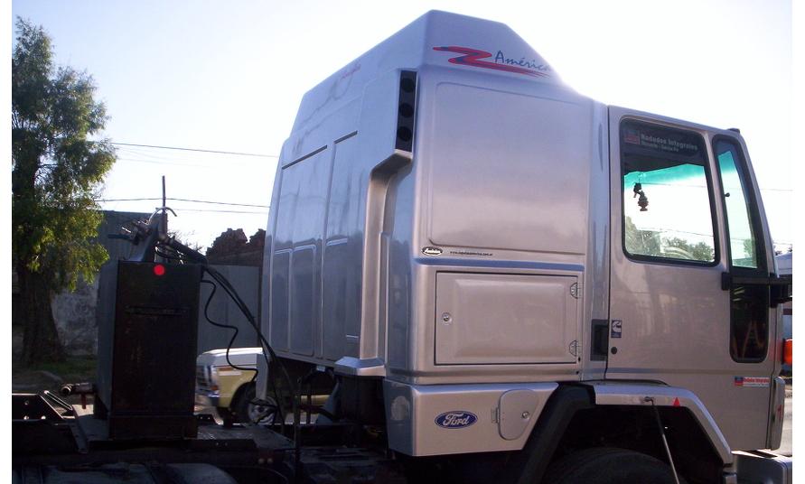 Ford Cargo (Línea anterior)