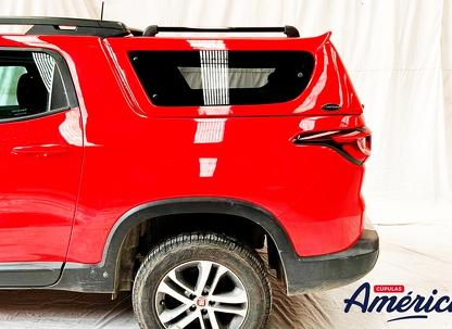 Enamorate del restyling de la Fiat Toro!