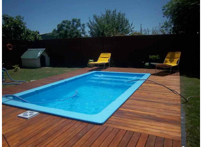 Piscinas productos cupulas am rica for Piscina 4x4
