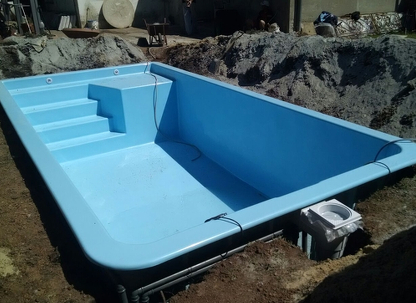 Restyling piscina M9
