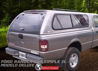 Modelo Deluxe cabina simple XL